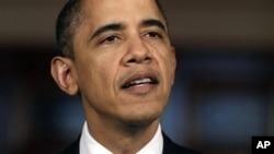 奧巴馬預計國會達成短期預算協議。