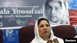 ملالہ کی مکمل صحت یابی کے لیے خصوصی دعائیں کی گئیں