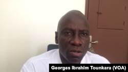 Le syndicaliste ivoirien Jhonson Kouassi déféré devant le parquet d'Abidjan