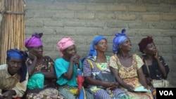 Wanawake wa Kivu Kaskazini katika Jamhuri ya kidemokrasia ya Congo.