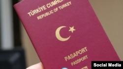 Türkiyə pasportu
