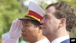 俄羅斯與越南近年加強軍事合作(資料圖片)
