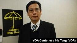 香港立法會議員葉建源表示,香港教育有高度自治,教育局局長不需要直接向北京中央政府負責