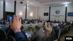 Sivil Toplum Platformasının forumu