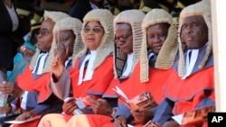 Zimbabwe judges