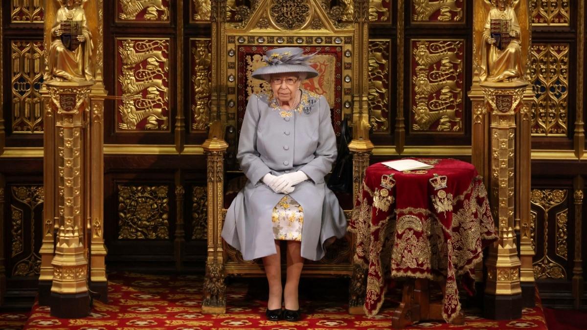 Ratu Elizabeth Paparkan Agenda Pemerintah Inggris kepada Parlemen