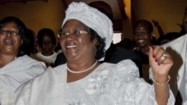 Malawi President Joyce Banda reportedly told a British development official that her country would comply with an International Criminal Court warrant against Bashir, Sudanese leader.  If he visits, Malawi he will be arrested, FILE January 20, 2012