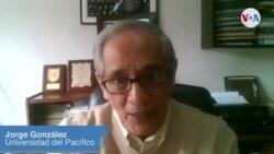 Jorge González, Universidad del Pacífico, Peru