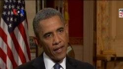Obama Tunggu Restu Kongres untuk Serang Suriah