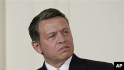 Sa Majesté Abdullah II, Roi de Jordanie (archives)