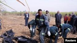 埃及一個熱氣球爆炸墜毀19人喪生