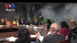 Opposition Leader Warns Against Destructive Foreign Investment