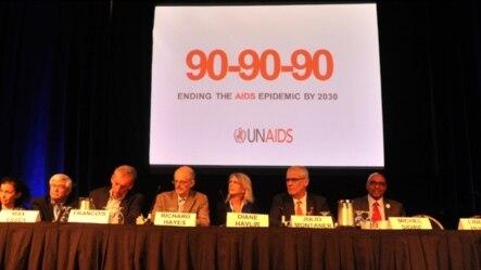 联合国艾滋病规划署目标(UNAIDS官方网站)