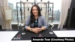 Amanda Toar (koleksi pribadi)