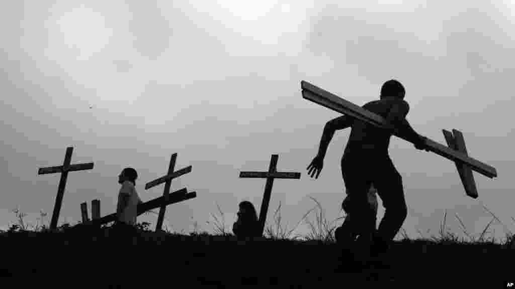 Venesuelada hukumatga qarshi namoyishlar tinmayapti