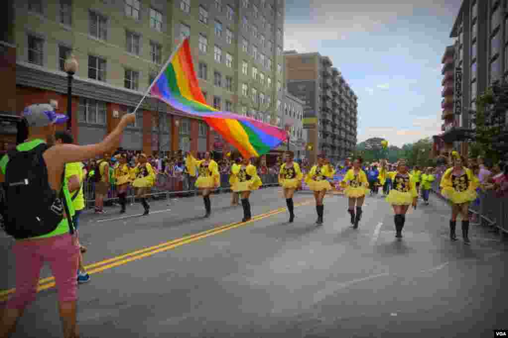 Гей-прайд в столице