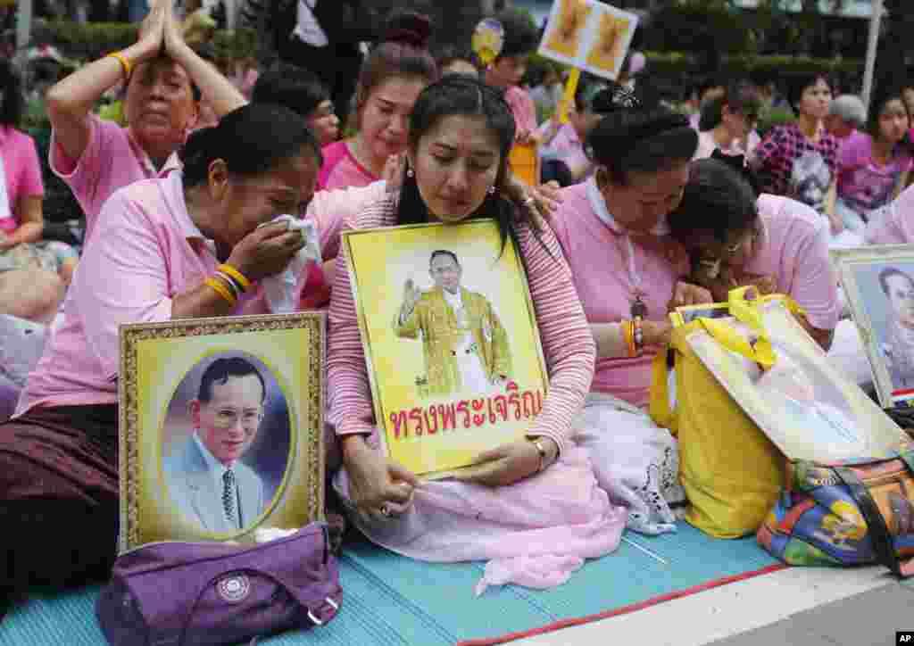 رواں سال تھائی لینڈ کے بادشاہ پومی پن ادنیا دیچ انتقال کر گئے۔