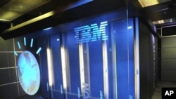 آئی بی ایم کی انٹرنیشنل بزنس مشین