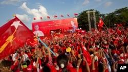 انتخابات سرتاسری برما هفتۀ آینده برگزار می شود.