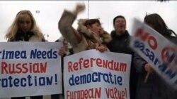 Крым готовится к голосованию под дулом пистолета