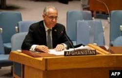 BM Afganistan Temsilcisi Ghulam Isaczai