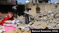 Residents Return to Cizre, Turkey