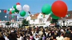 درجشن نوروزی امسال، منطقه ایرانی نشین وست وود رسما به عنوان محله ایرانیان یا «پرشن اسکوئر»شناخته شد
