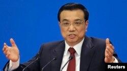 中共總理李克強