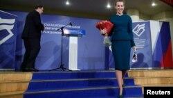 Андрей Нечаев и Ксения Собчак