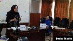 دو فعال حقوق زنان، نجمه واحدی و هدی عمید