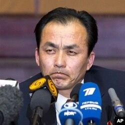 ڕیو گۆم چۆل جێـگری بهڕێوهبهری پـرۆگرامی واڵای ئاسـمانی کۆریای باکور