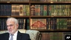 伊拉克外交部長賈法裡(資料照片)