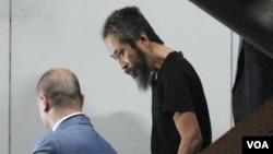 روزنامهنگار ژاپنی بعد از آزادی از اسارت در سوریه گفت که پس از زندگی در «جهنم» به خانه باز می گردد.