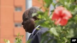 Kenya's President Mwai Kibaki (file)
