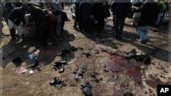 阿舒拉節時發生的一宗自殺爆炸寺廟襲擊。