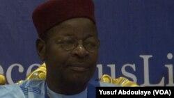 Mahamane Ousmane: Tsohon Shugaban Kasar Nijar.