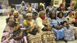 Mali Ministri min djan be Moussow ka kognia la Mme Sangare Oumou ba ne Mussow Bissimila New York!!!