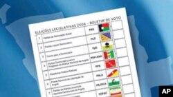 UNITA diz ter provas de fraude eleitoral em 2008