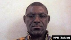 دکتر ریچارد والری موزوکو کیبونگ