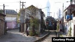 «Шанхай, Баку». Кадр из фильма