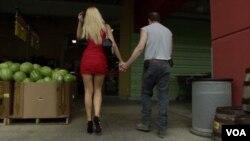 Кадр из фильма «Полюби меня» Courtesy photo