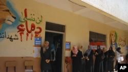 Libya'da Milyonlarca Seçmen Tarihi Gün İçin Sandık Başına Geçti
