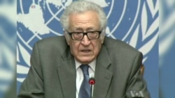 Syria Talks Shift to Political Issues