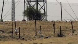 مرز اسراییل و مصر