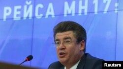 러시아 연방항공청 올렉 스토르체보이 부청장. (자료사진)
