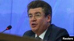 Wakil Ketua Badan Penerbangan Federal Rusia, Oleg Storchevoy (foto: dok).