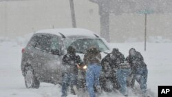 Massive Winter Storm Hits the US