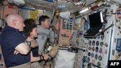 Phi thuyền Discovery và phi hành đoàn 6 người dự kiến sẽ trở về trái đất vào ngày thứ Tư