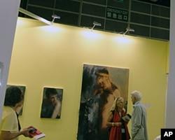 展出艾未未作品的麦勒画廊