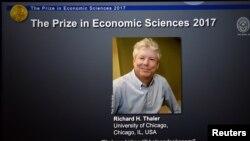 Giáo sư Richard H. Thaler.